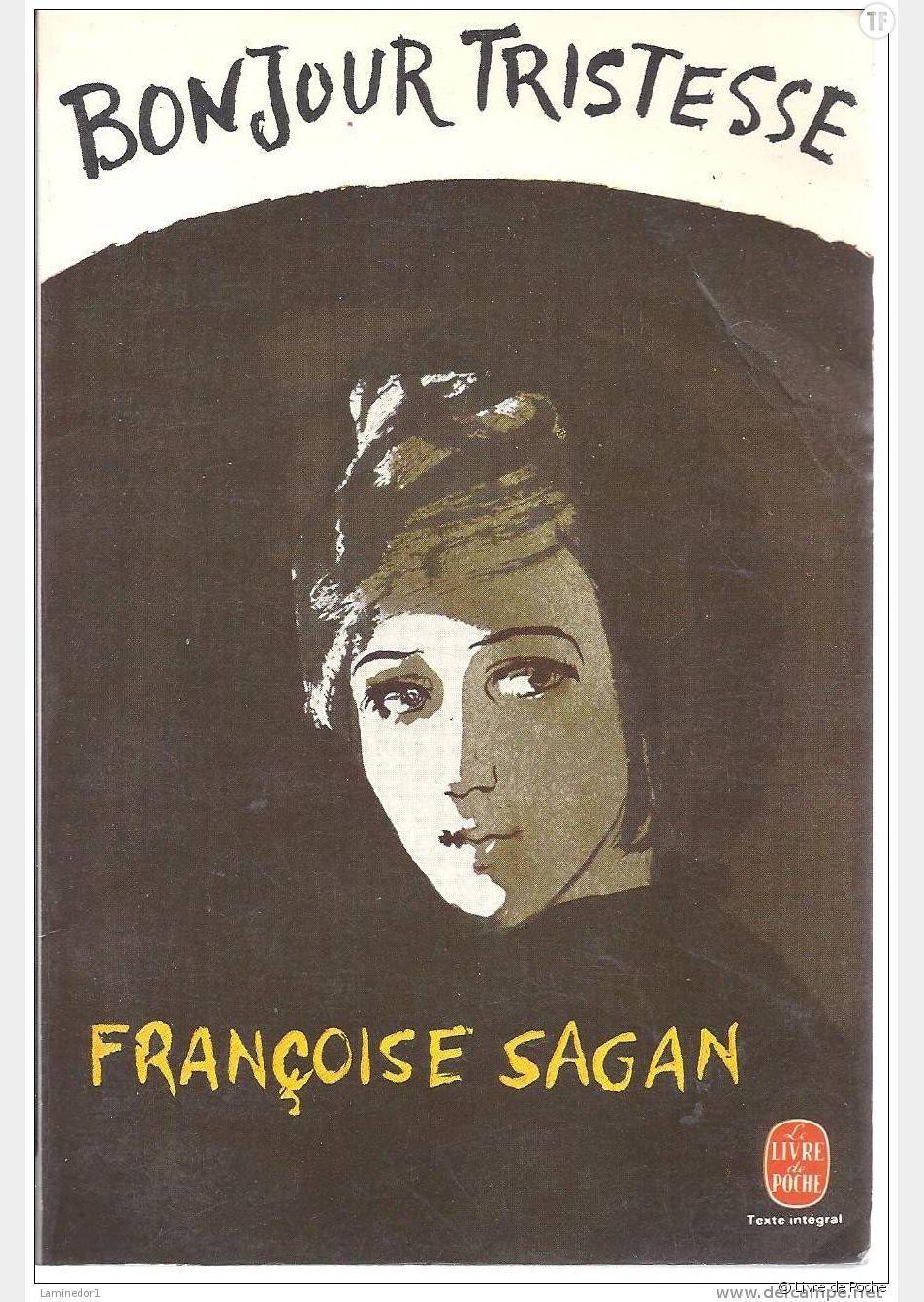 Bonjour Tristesse de Françoise Sagan