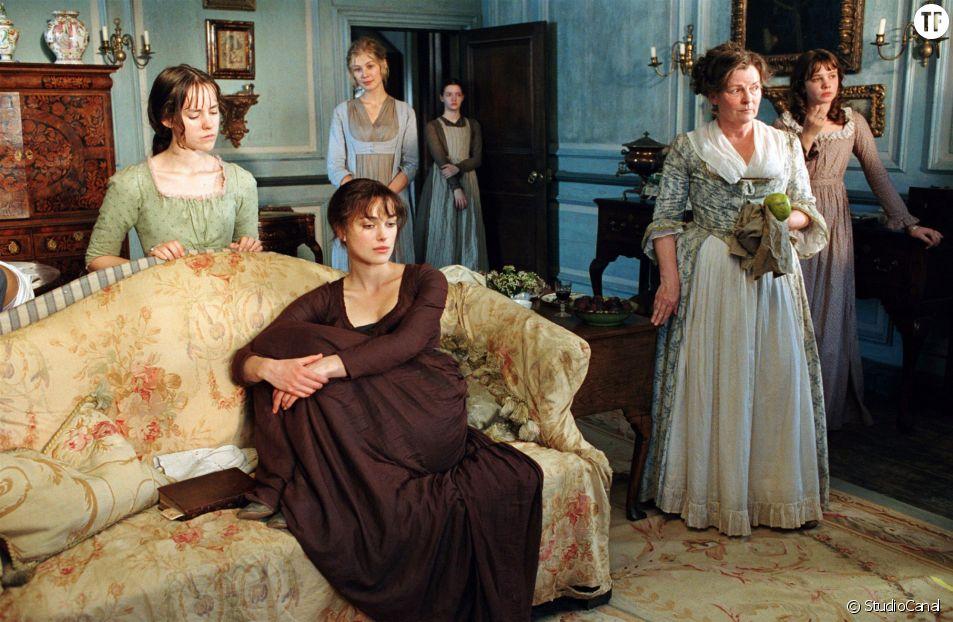"""Keira Knightley, inoubliable confinée dans """"Orgueil et préjugés"""""""