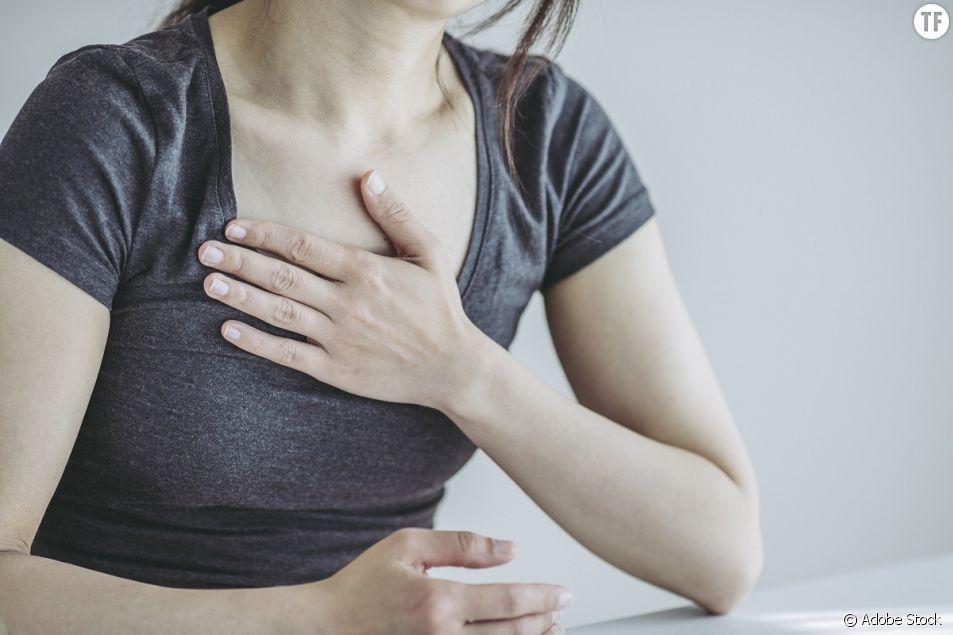 Les risques d'infarctus plus prononcés chez les femmes ?