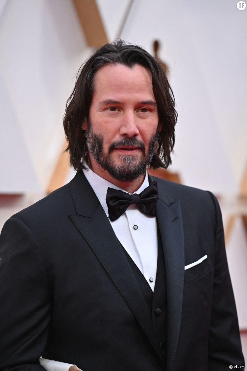 Keanu Reeves aux Oscars 2020