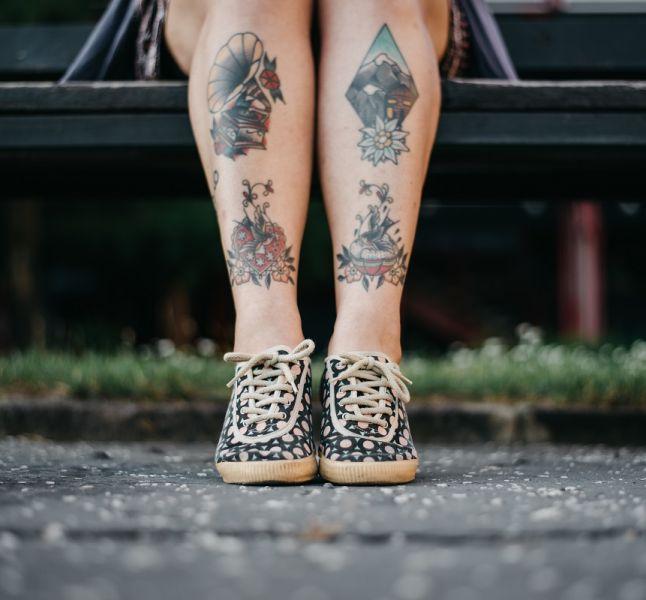 Tatouages Quelle Est La Signification De Votre Tout Premier Tattoo Terrafemina