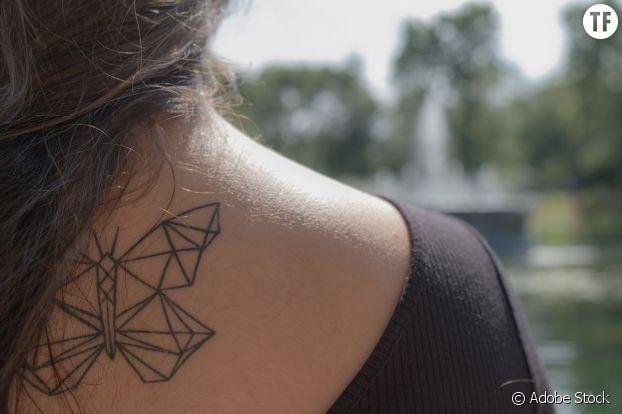 Le premier tatouage, un reflet de soi ?