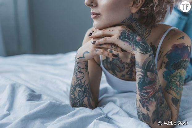 Le tatouage, peau & pop.