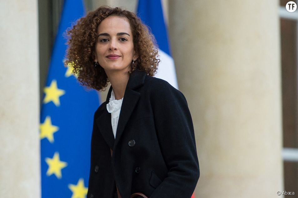 """Leila Slimani défend la cause des femmes """"invisibles"""" et discriminées."""