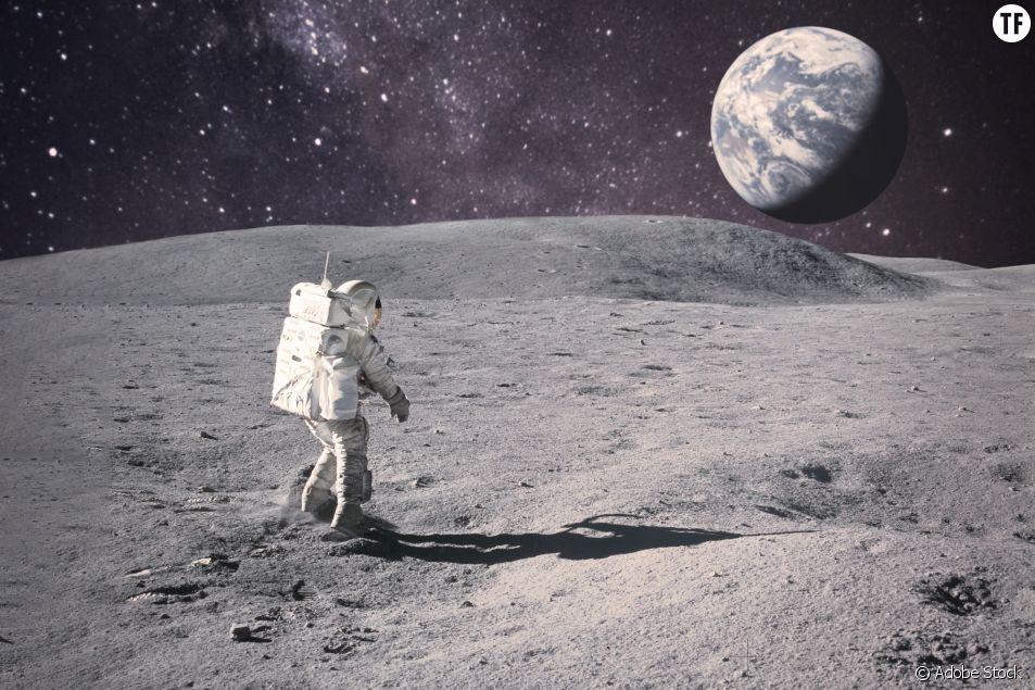 astronaute recherche femme lunatique