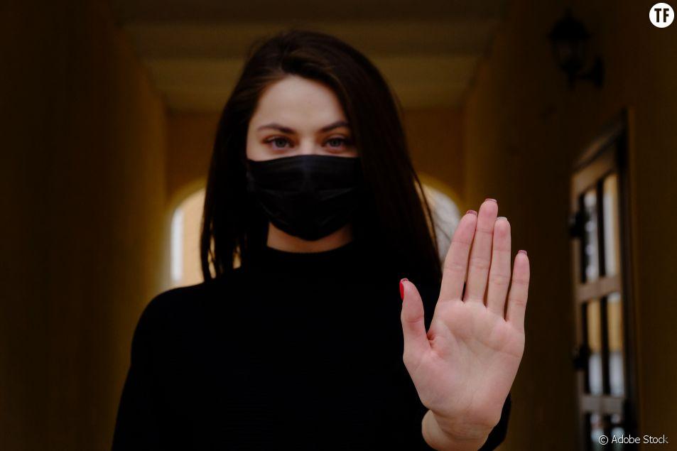 Le masque empêche-t-il le harcèlement de rue ?