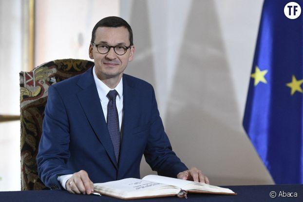 Le Premier ministre de la Pologne et sa sensibilité anti-progressiste.