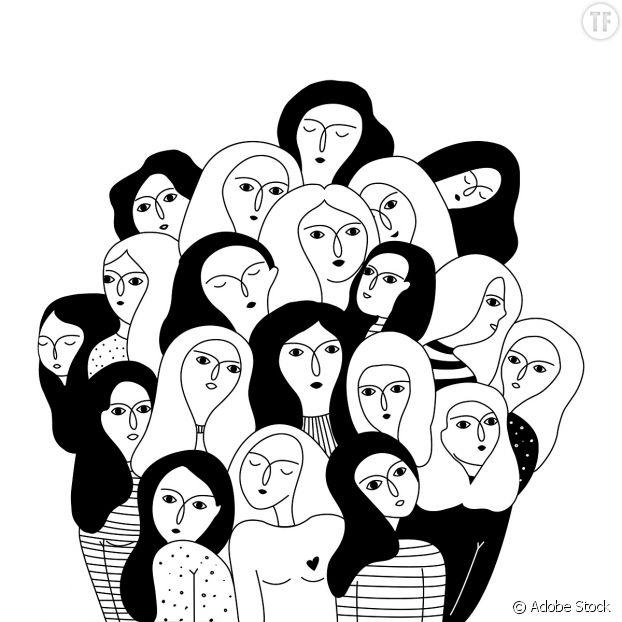 """Dire """"Je suis féministe"""" à force de billets de """"blogue""""."""