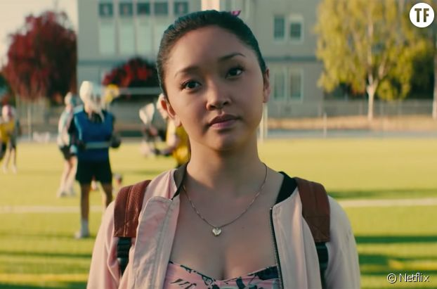 """La jeune comédienne Lana Condor ravit la jeune audience de Netflix avec la trilogie """"À tous les garçons que j'ai aimés""""."""