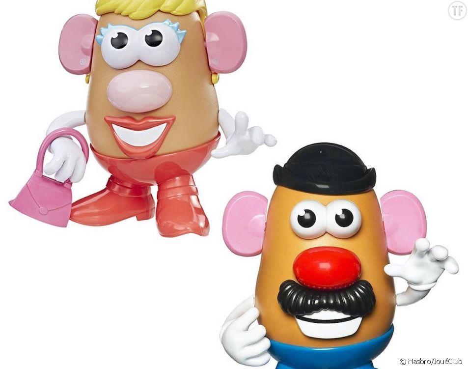 Fini Monsieur Patate, la marque de jouets ne sera bientôt plus genrée