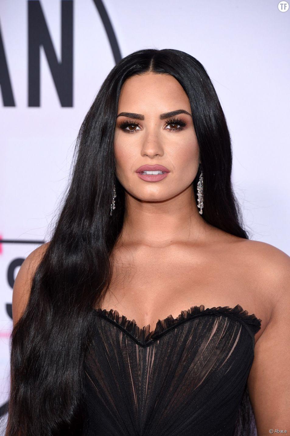 La chanteuse et comédienne à Los Angeles en 2017.