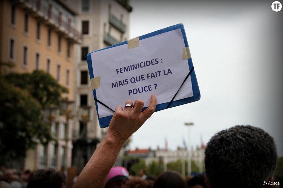 Marché contre les féminicides à Lyon le 9 septembre 2019/photo d'illustration