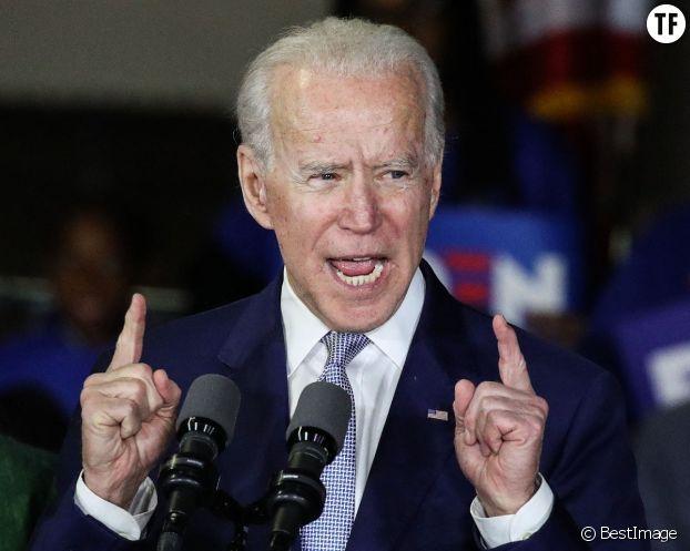 Joe Biden taxera-t-il les plus riches ? Portrait de l'ancien vice-président le 3 mars 2020 à Baldwin Hills, Los Angeles.
