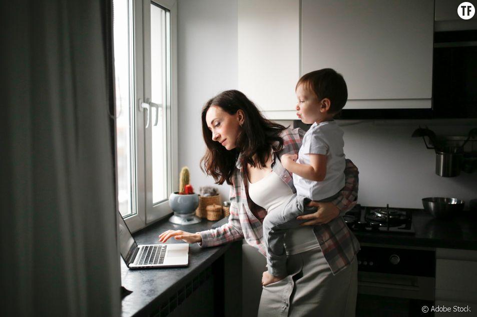Télétravail et garde d'enfant : comment je fais ?