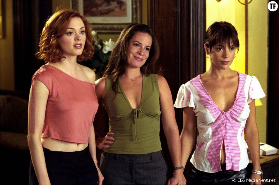 """La scène d'Alyssa Milano dénudée qui a fait basculer """"Charmed"""" vers le problématique"""