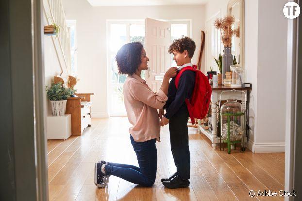 Rassurer son enfant, mais l'exposer à ses craintes.