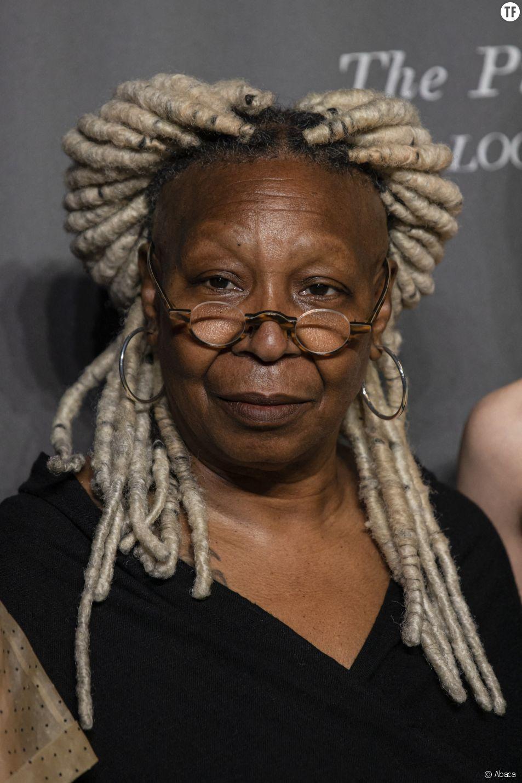 """Le voeu de Whoopi Goldberg ? Que de """"vieilles femmes noires sauvent le monde"""""""
