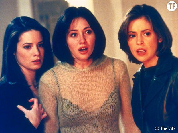 """""""Charmed"""" : les trois soeurs Halliwell sont les héritières de sorcières de """"Dangereuse alliance""""."""