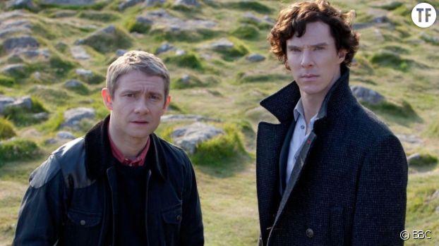 """""""Sherlock"""", l'un des exemples les plus flagrants de """"queer baiting"""" ?"""