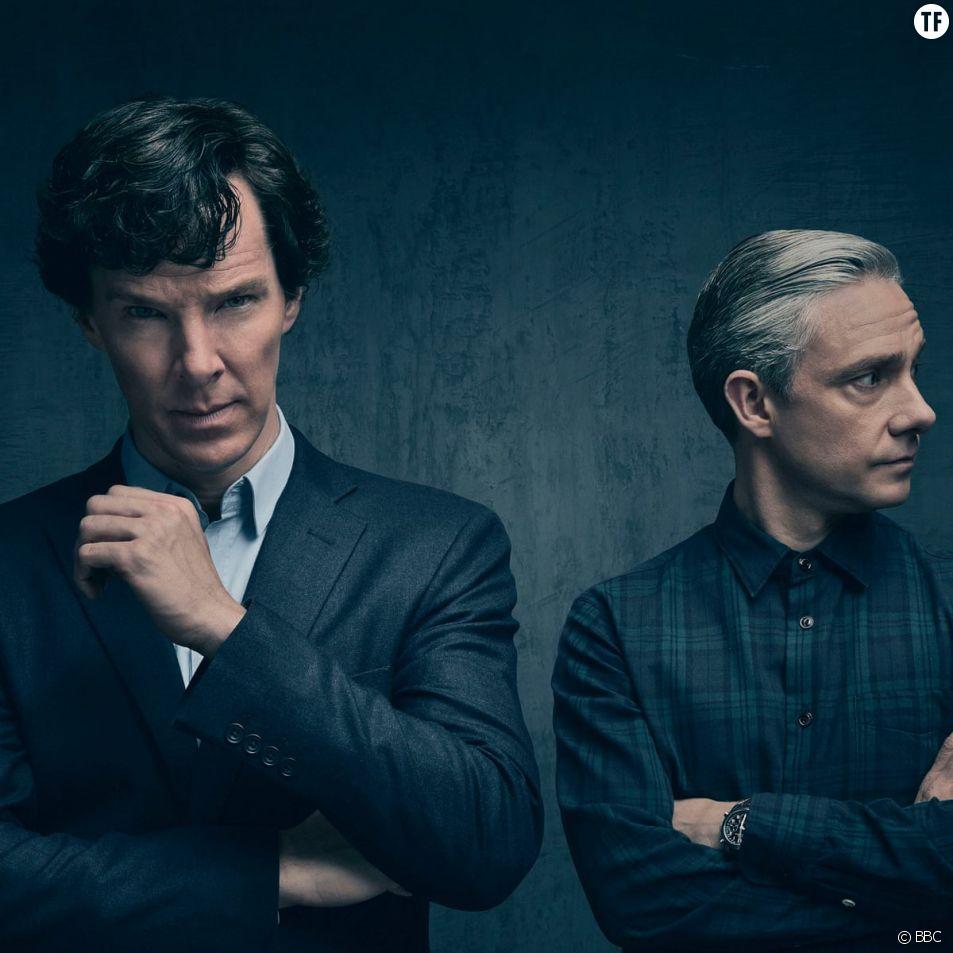 """Sherlock"", un cas flagrant de ""queer baiting"" ?"