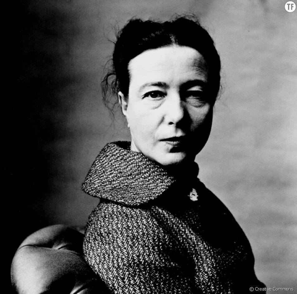 Simone de Beauvoir à l'honneur dans cette mise aux enchères.