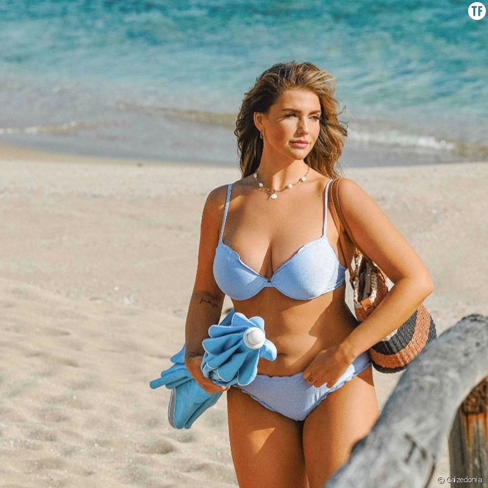 6 marques de maillots de bain cool qui maintiennent les grosses poitrines. © Calzedonia