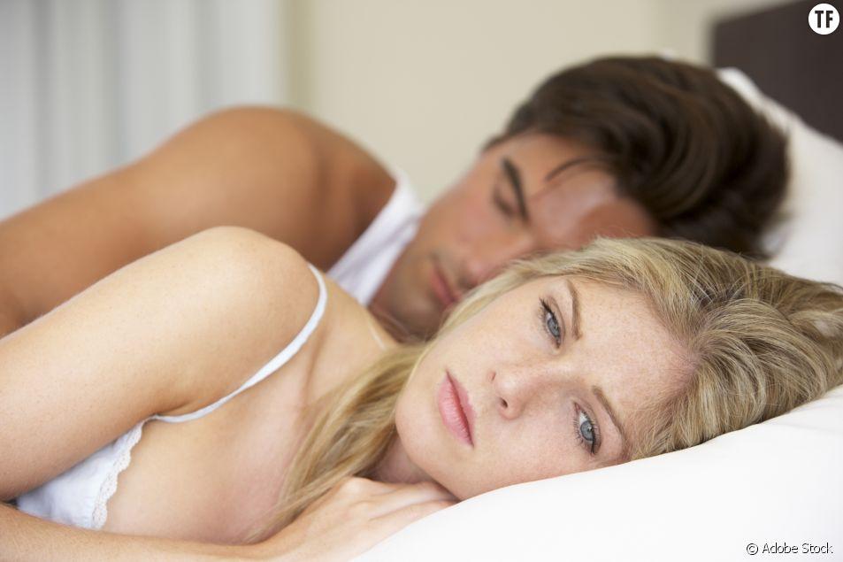 41 % des femmes ont honte de leur libido
