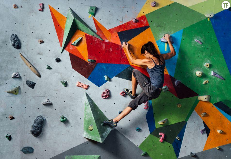 Ses fesses filmées en gros plan : la grimpeuse Johanna Färber reçoit des excuses