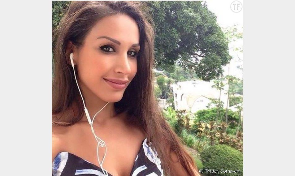 "Somayeh, la ""Nabilla"" des Anges 7"