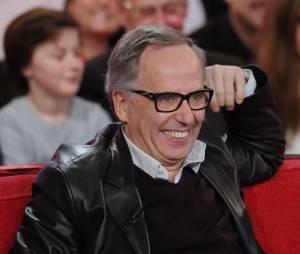 Le comédien Fabrice Luchini