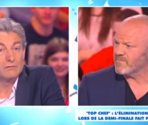 Top Chef 2015 : Philippe Etchebest revient sur l'élimination d'Olivier Streiff