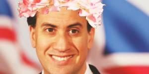 Ed Miliband, le candidat travailliste qui fait craquer les teenagers anglaises