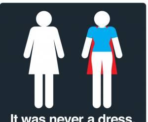 #ItWasNeverADress : et si on s'était trompé sur le logo des toilettes pour femmes ?