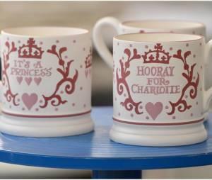 Princesse Charlotte: où trouver le mug de naissance Emma Bridgewater de la fille de Kate et William?