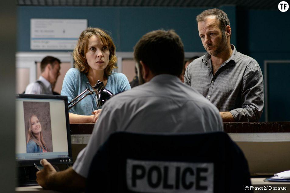 La série Disparue fait un carton sur France 2.