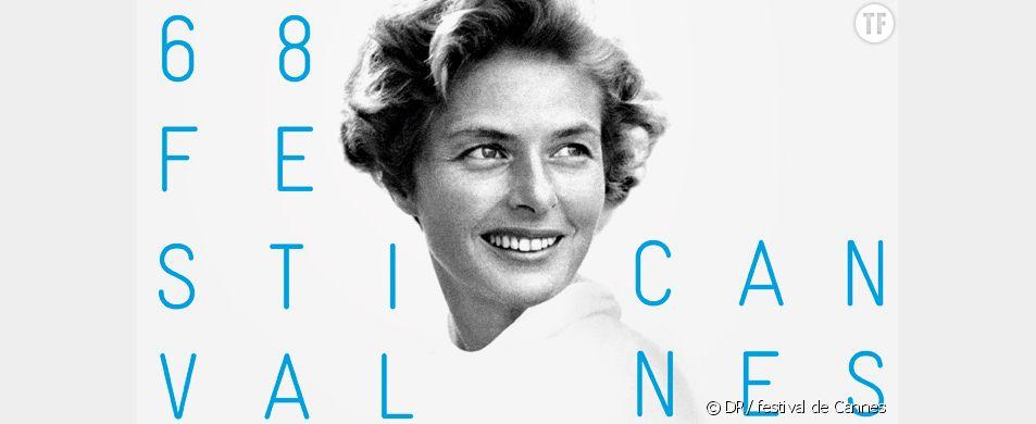 L'affiche de la 68ème édition du festival de Cannes