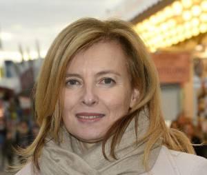 Valérie Trierweiler au mois de mars 2015