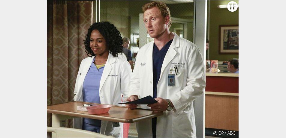 """Des images de la saison 11 de """"Grey's Anatomy"""""""