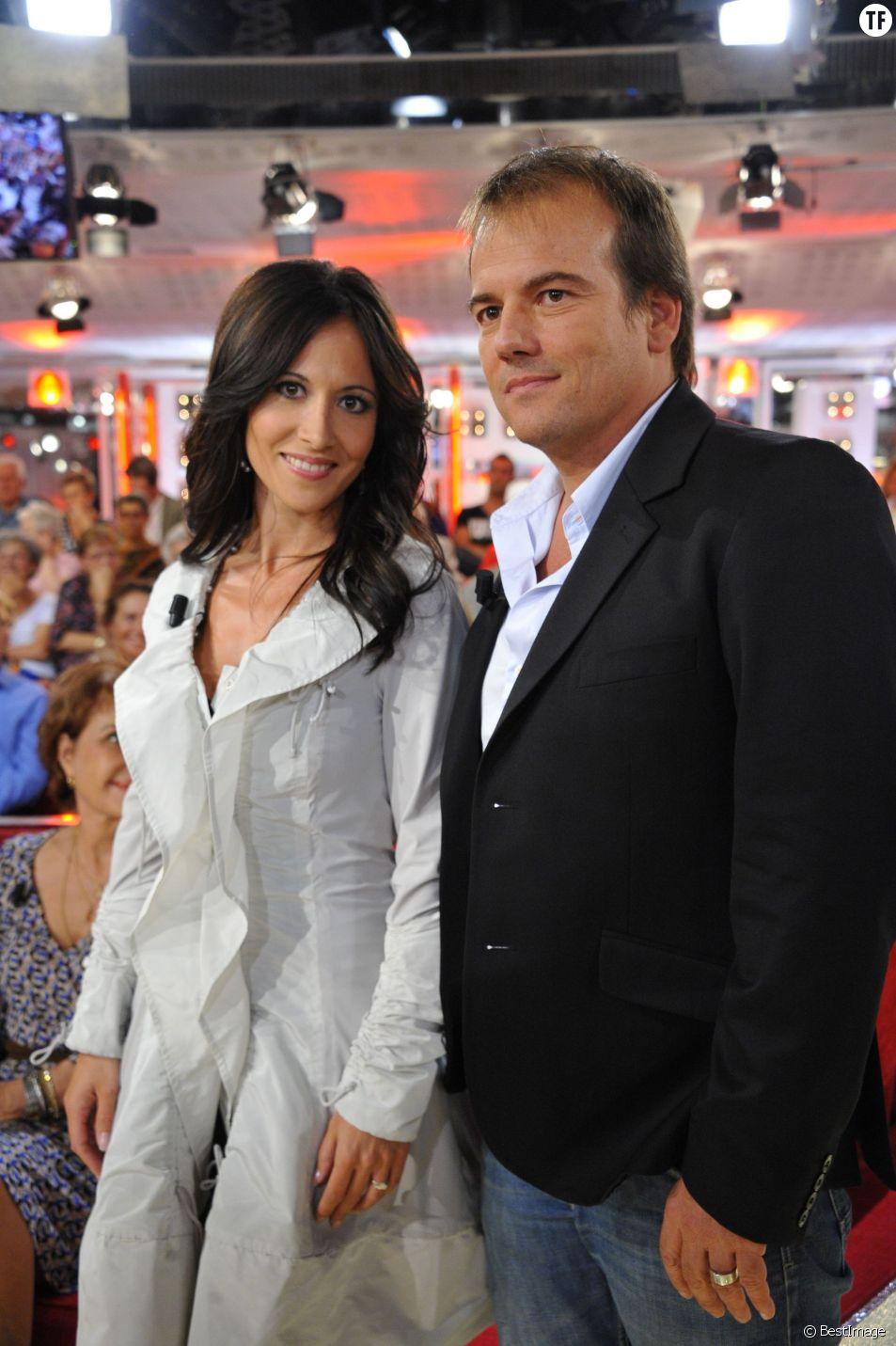 Plus Belle la Vie : Stéphane Hénon (Boher) et Fabienne Carat (Samia)