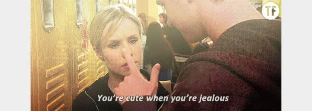 Non, je ne suis pas jalouse.