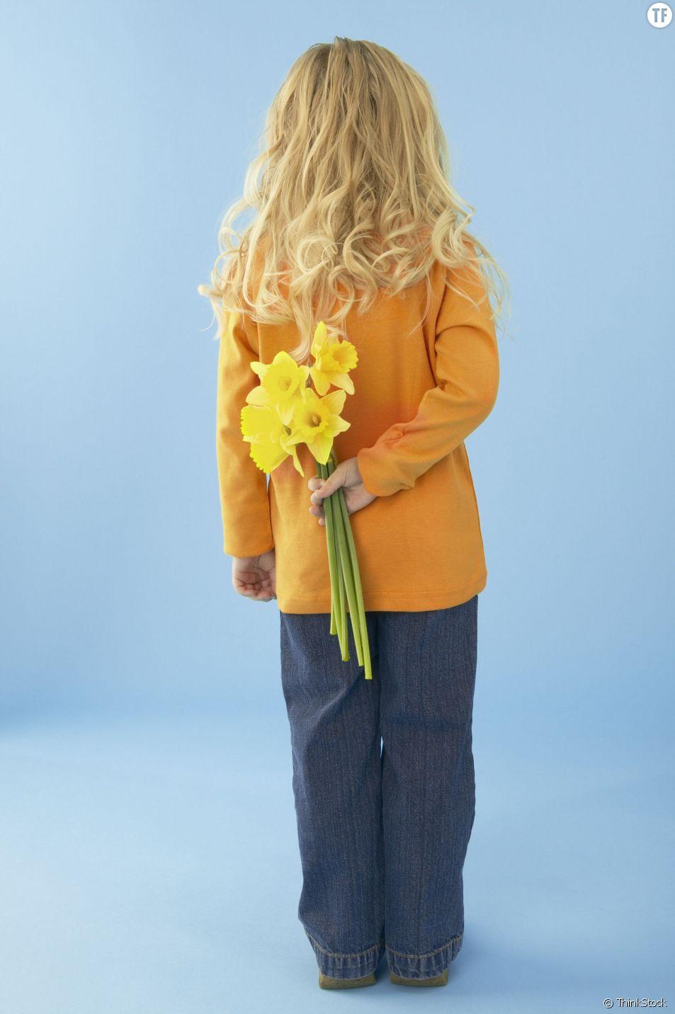 Un joli bouquet de fleurs pour la fête des mères.