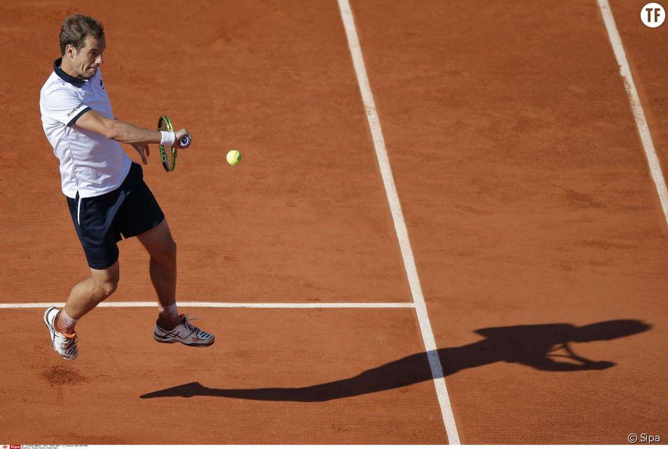 Richard Gasquet dispute l'un des matchs les plus importants de sa carrière, ce lundi 1er juin, sur le court Philippe-Chatrier.