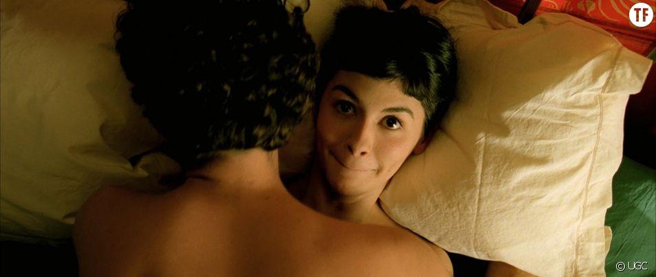 A voir la tête d'Amélie Poulain, il y a eu comme un couac.