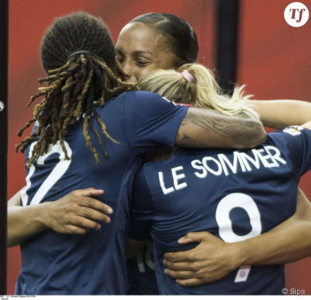 Coupe du monde foot f minin 2015 france vs cor e du sud - Football feminin coupe du monde 2015 ...