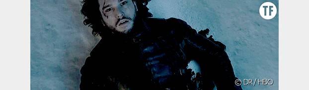 "La dernière scène de ""Game of Thrones"""