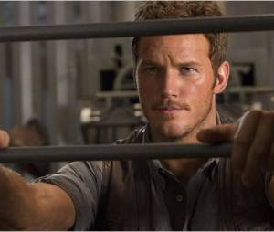 """Chris Pratt dans """"Jurassic World"""""""