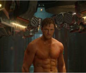 "Chris Pratt dans ""Gardiens de la Galaxie"""