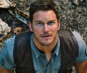 Le beau Chris Pratt dans Jurassic World