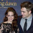 Kristen Stewart et Robert Pattinson quand ils formaient un couple