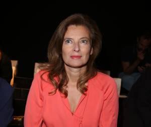 Valérie Trierweiler au défilé Paul & Joe en septembre 2014